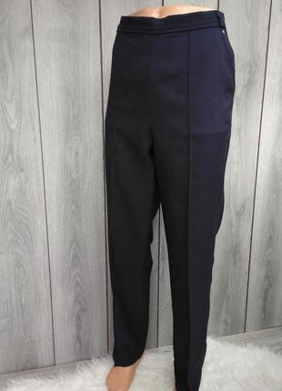 M&s marks & spencer новые штаны брюки классические с стрелками...