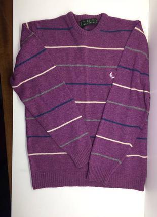 Оригинальный свитер Fred Perry