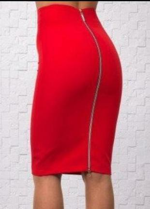 Юбка-карандаш. высокая юбка. карандаш юбка