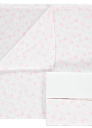 Муслиновые пелёночки пеленка набор наборчик