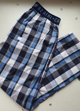 Пижама піжамні штани котон штани для дома и сна