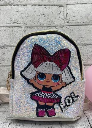 "Детский рюкзак ""lol"" лол"