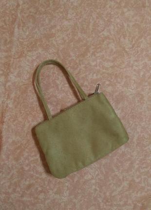Сумочка-кошелек на три отделения