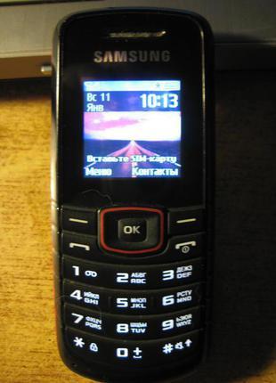 Мобильный телефон Samsung GT-E1080i, GSM, б/у