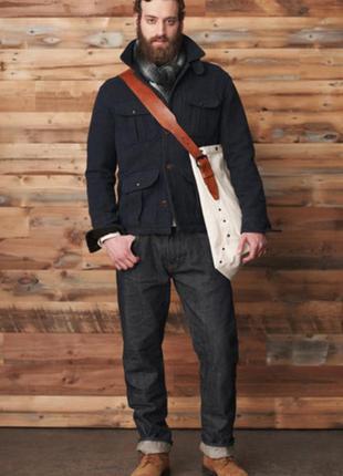 Пальто куртка из шерсти сша карманы