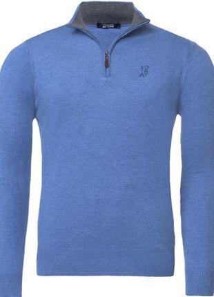 Мужской шерстяной свитер Trussardi S 48