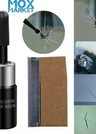 Клей полимерный Набор для ремонта трещин,сколов,стекла,окон,стеко