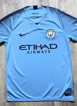 Мужская коллекционная футболка джерси nike manchester city 201...