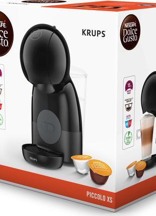 Капсульная кофеварка Krups Nescafe Dolce Gusto Piccolo XS KP1A3B3