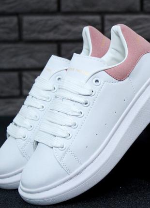 Женские кроссовки alexander mcqueen oversized sneakers (36-40)
