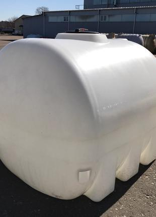 Транспортная емкость G-6000E для воды и удобрений Кас  Николаев