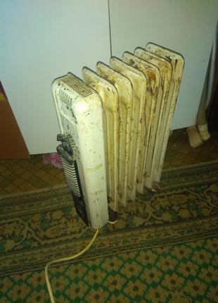 Продажа мощного масляного радиатора 250 грн.