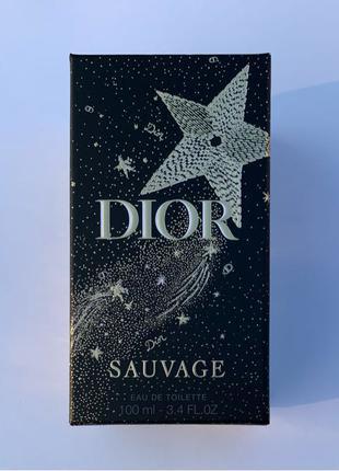 Sauvage by Christian Dior EAU DE TOILETTE 3.4 Oz/100 ml [Men]
