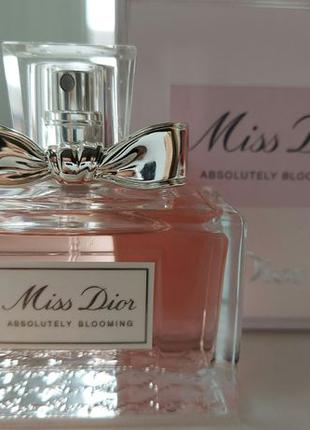 Dior Miss Dior Cherie Absolutely Blooming