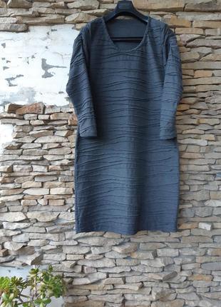 Теплое платье  👗 большого размера
