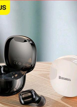 Беспроводные Bluetooth наушники BASEUS Encok WM01 TWS