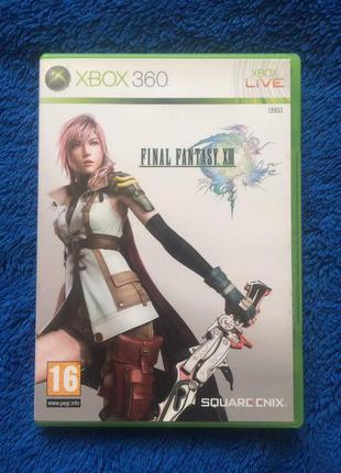 Лицензия Final Fantasy XIII (Final Fantasy 13) xbox 360, xbox one
