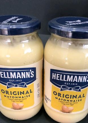Майонез Hellmann's