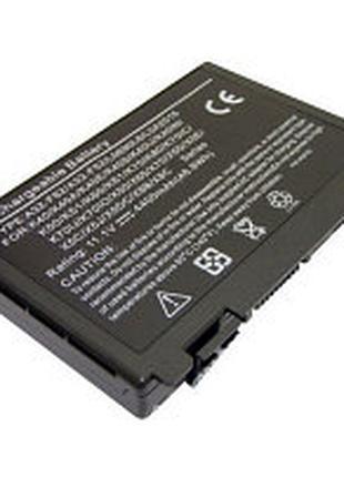 Аккумуляторная батарея Asus A32-F82 A32-F52 X8B X8D K40IJ K40IN K