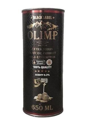 Оливковое масло Олимп