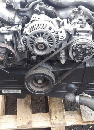 Б/у двигун 2.0 Ej204 Subaru Impreza/Forester/Legacy 06-2012