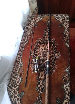 Спиннинг с Катушкой. Спиннинг SALMO DIAMOND Power Stick SP
