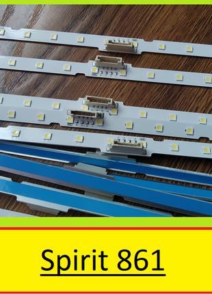 LED Подсветка AOT-49-NU7300-NU7100 SAMSUNG UE49NU7100U