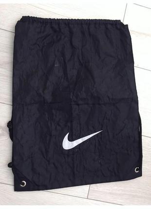 Сумка, рюкзак спортивний, чорний.
