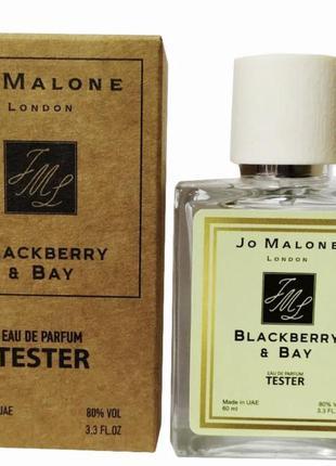 Тестер, туалетная вода jo malone blackberry & bay