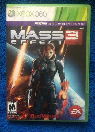 Лицензия Mass Effect 3 русский язык xbox 360 & xbox one
