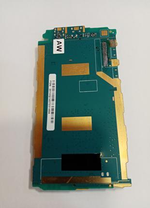 Lenovo A396 системная материнская плата