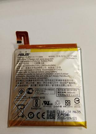 Asus ZenFone 3 Laser (ZC551KL) аккумулятор
