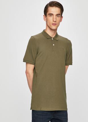 Мужская футболка с воротником. Поло. Рубашка