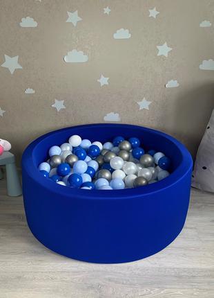 Сухой бассейн, Бассейн с шариками, для детей с у х о й