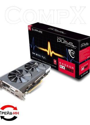 Львів! Відеокарта AMD Sapphire RX 570 4Gb Pulse (460 550 470 4...