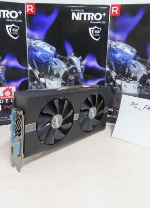 Sapphire nitro+ RX 580 4GB/Trade in/PC_FANATICS_SHOP