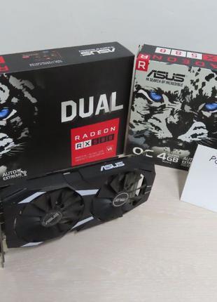 ASUS RX 580 4GB/Trade in/PC_fanatic_shop