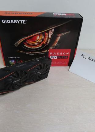 Gigabayte RX 570 4GB/Trade in/PC_FANATICS_SHOP