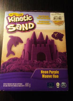 Кинетический песок,3+