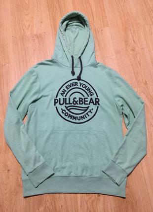 Худи pull&bear свитшот кофта свитер пул бир