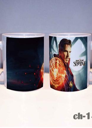 Чашка доктор стрэндж