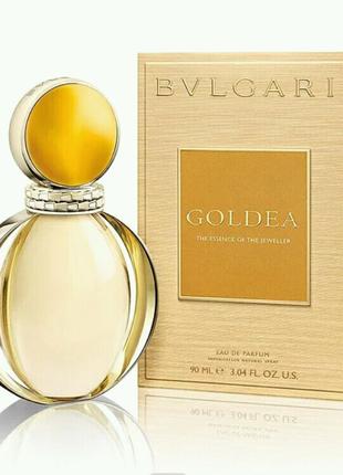 90 мл BVLGARI GOLDEA WOMAN женский парфюм