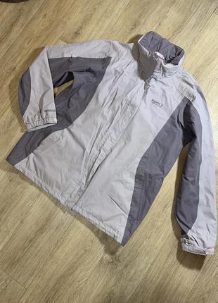 Водоотталкивающая куртка ветровка унисекс
