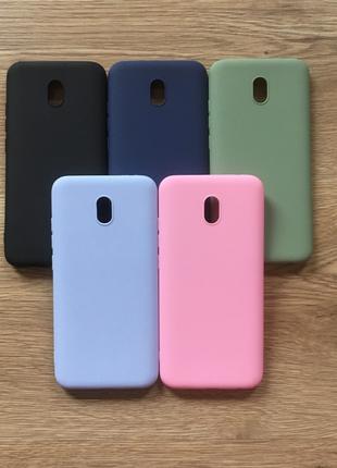 Силиконовый чехол бампер Xiaomi Redmi 8A