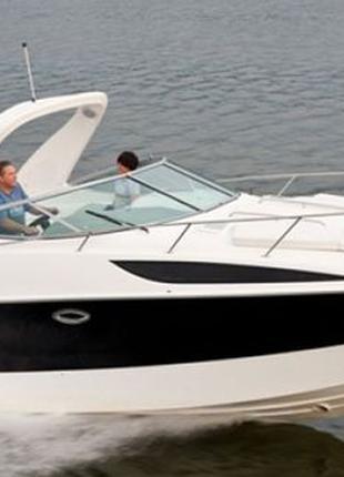 Арендовать яхту катер на прокат в Киеве Bayliner 285 premium VIP