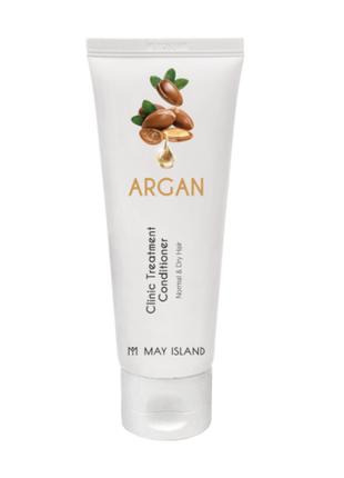 Восстанавливающий кондиционер для волос May Island Argan