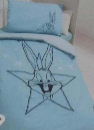 Детское постельное белье в кроватку (германия)