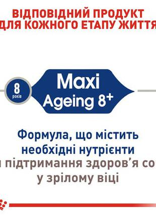 Продам (скидка10%) Royal Canin Maxi Ageing 8+