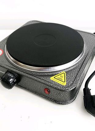 Электроплита настольная DOMOTEC MS-5821 (дисковая на 1 конфорку/1
