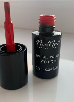 Гель-лак  Neo Nail Sexy Red